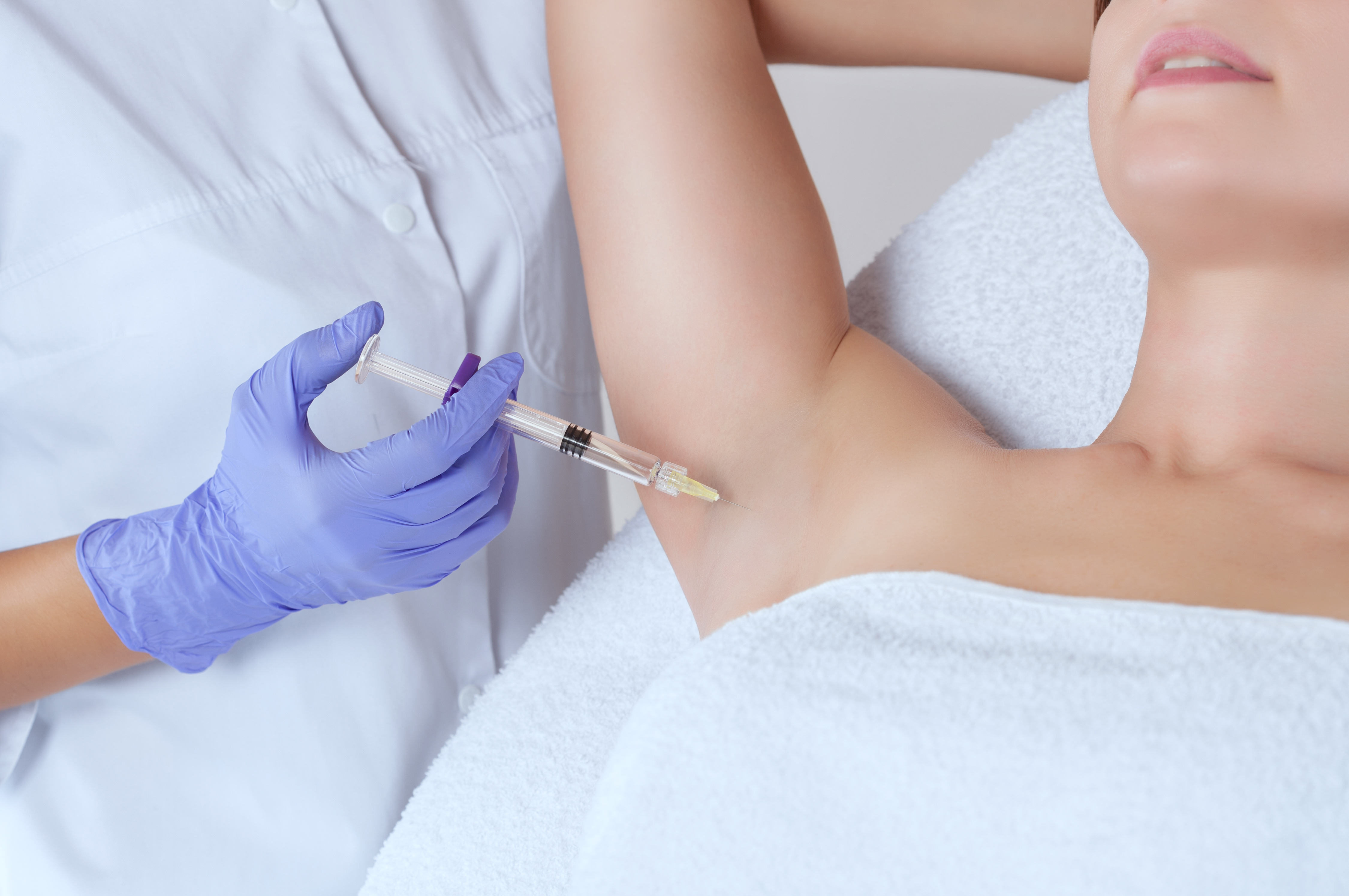 Botox is the final solution for excessive sweating - Botox is the ...